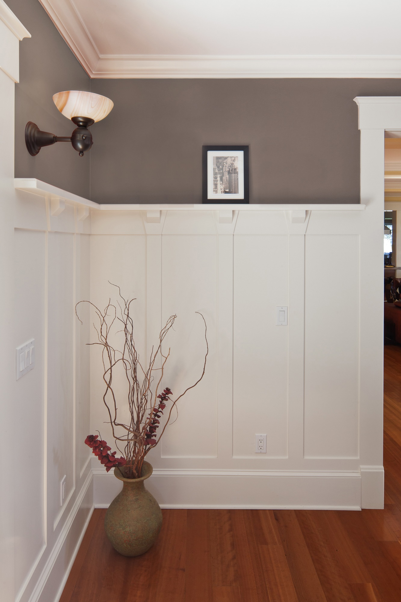 Wainscot & Moulding