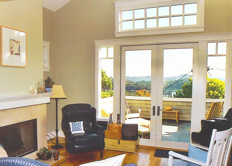 Living Room - Deck