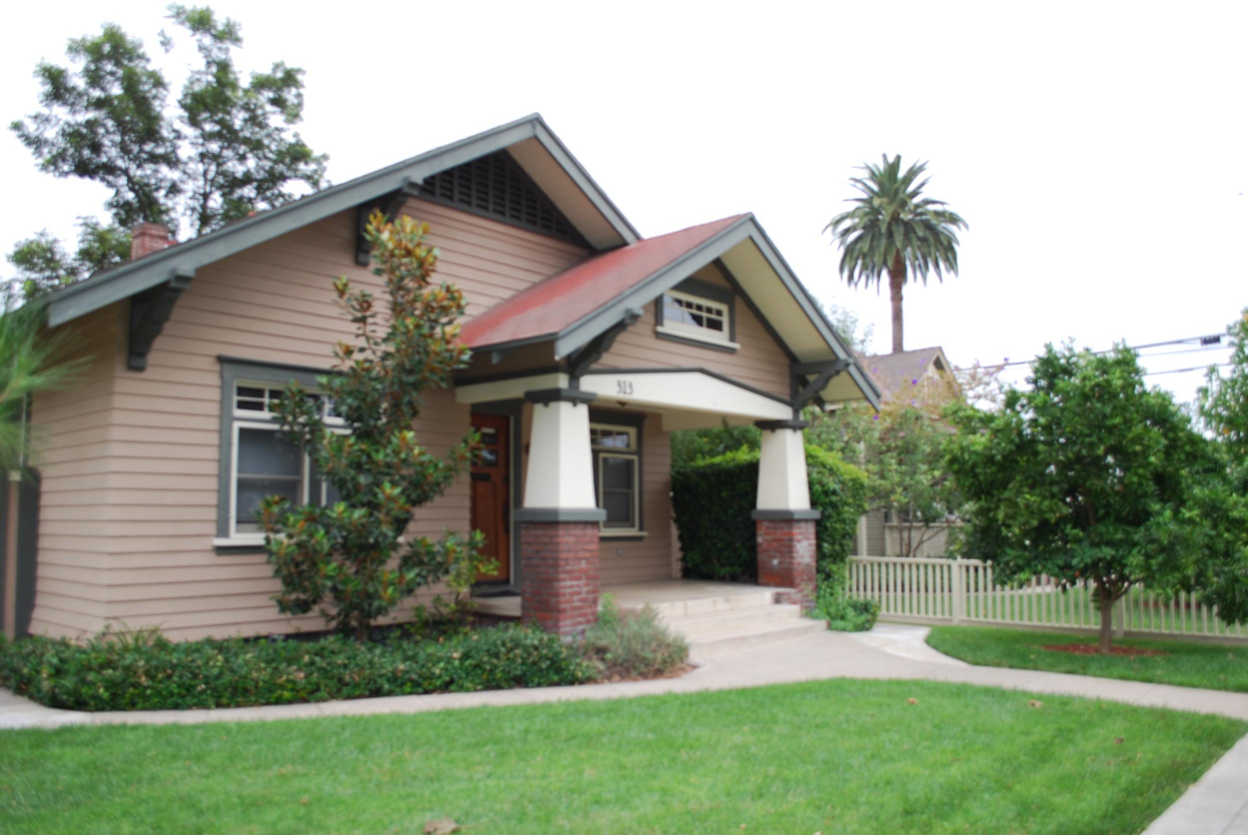 313 North Center Residence  Orange, CA