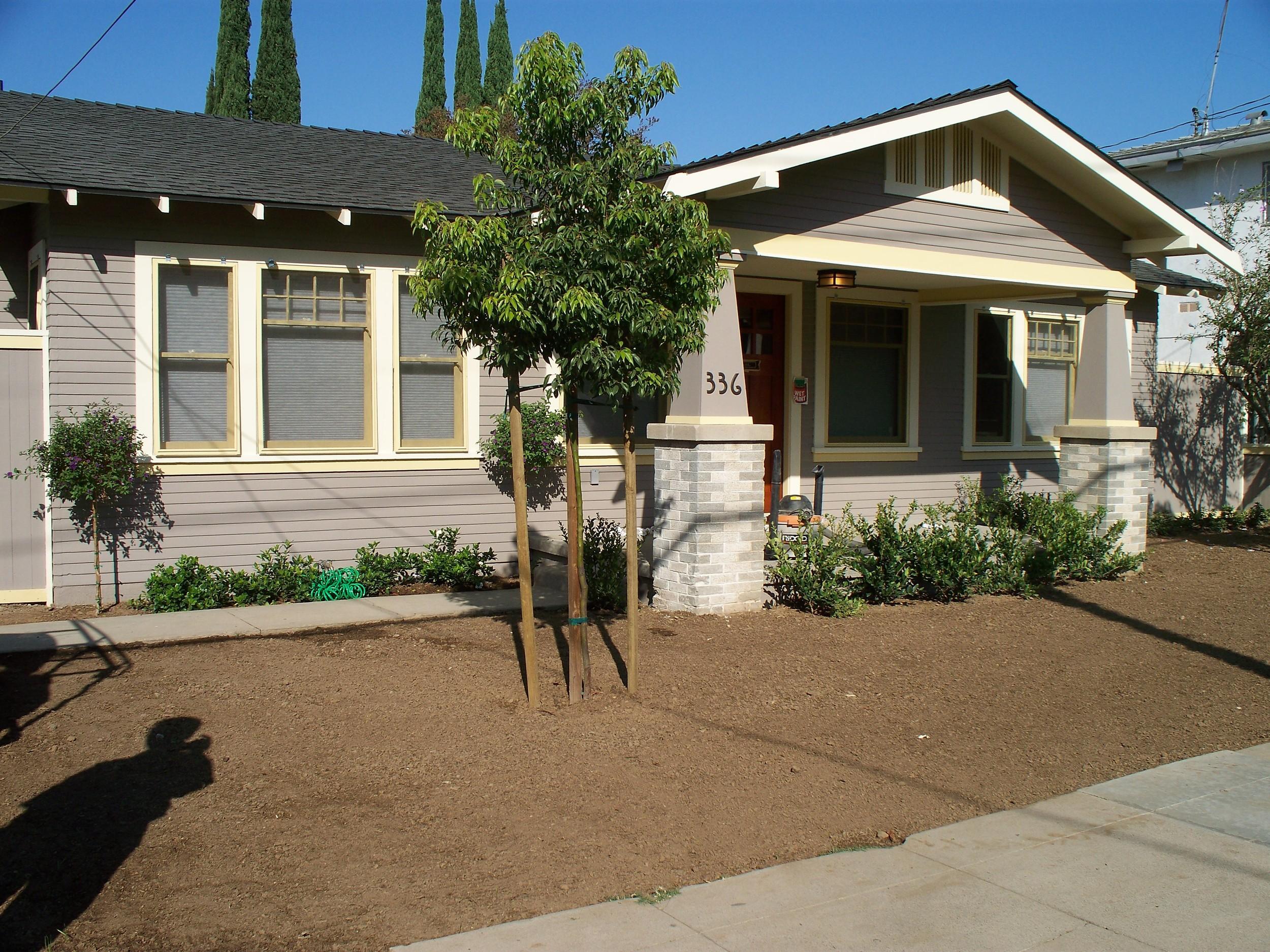 336 North Lemon Residence  Orange, CA