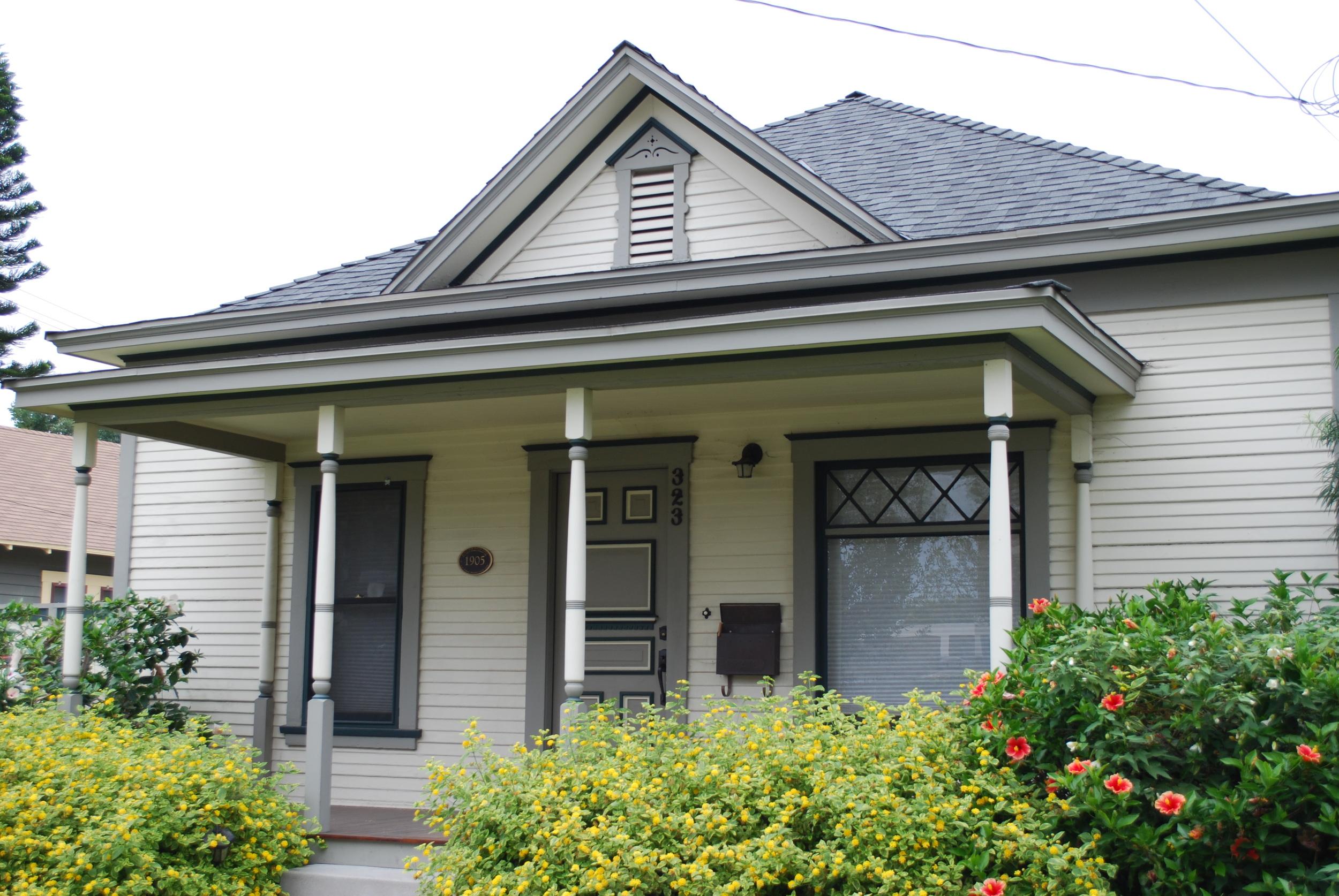 323 North Center Residence  Orange, CA
