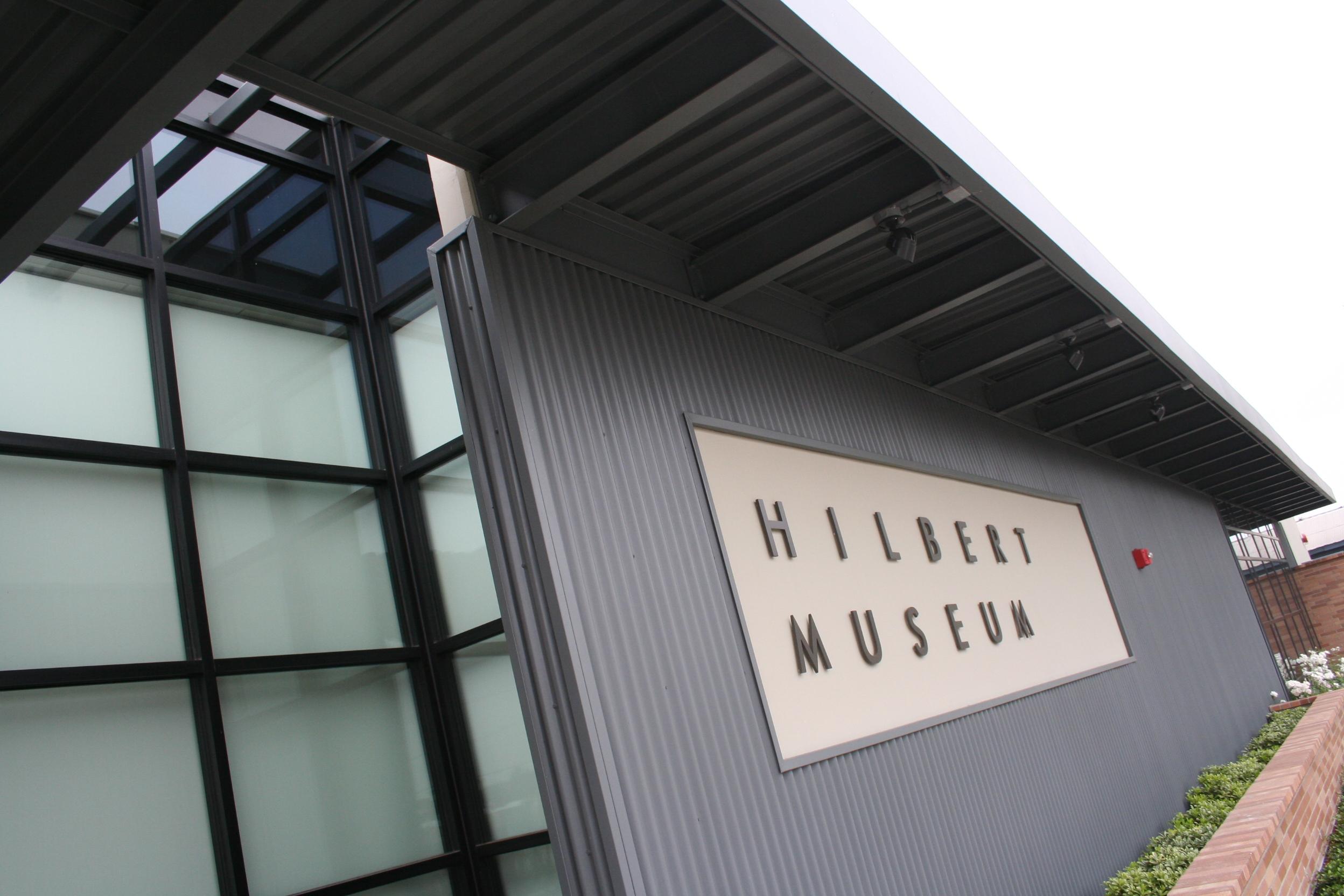 The Hilbert Museum of California Art  Chapman University Orange, CA
