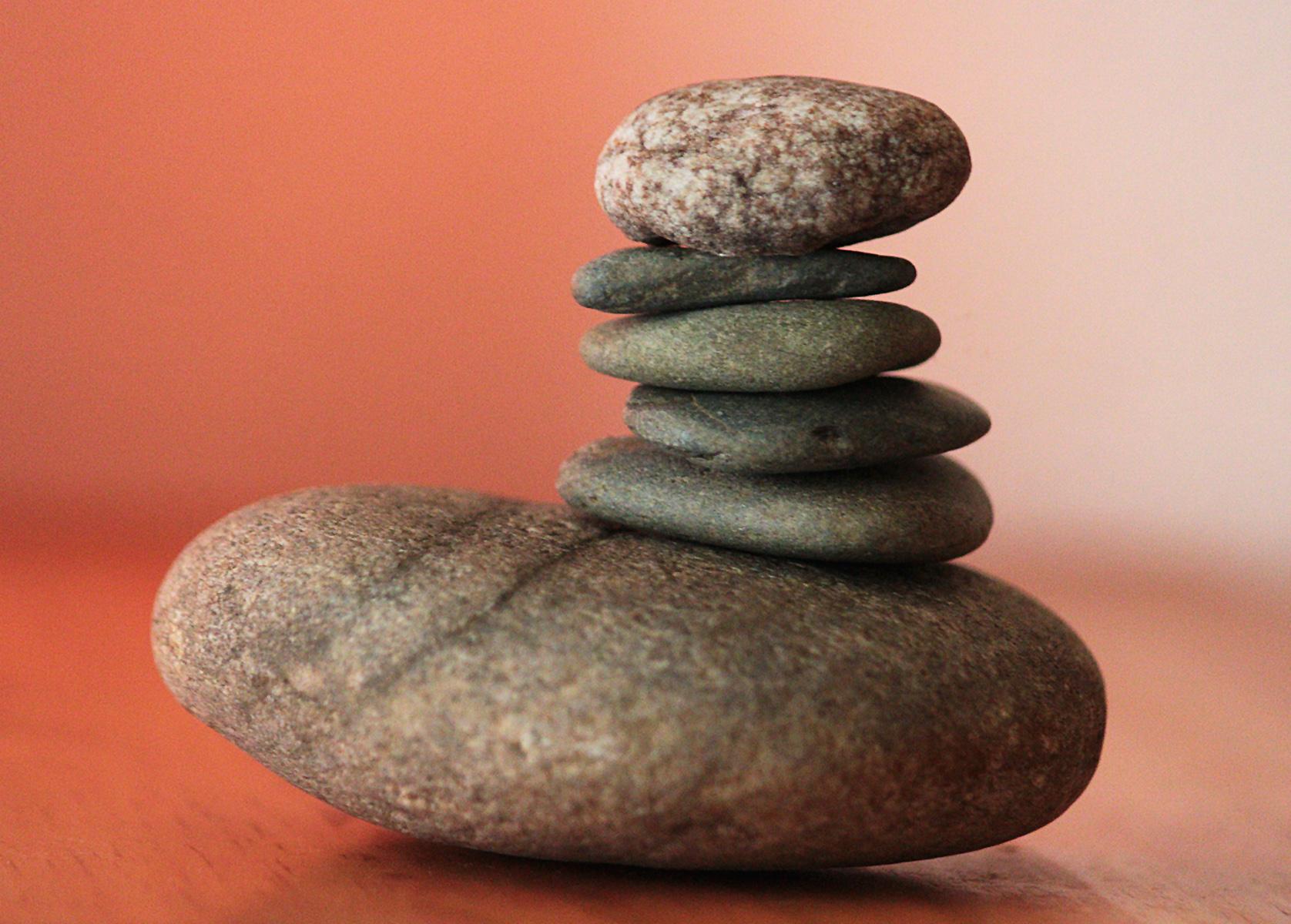 Stilllife Stone Stack - 005/365