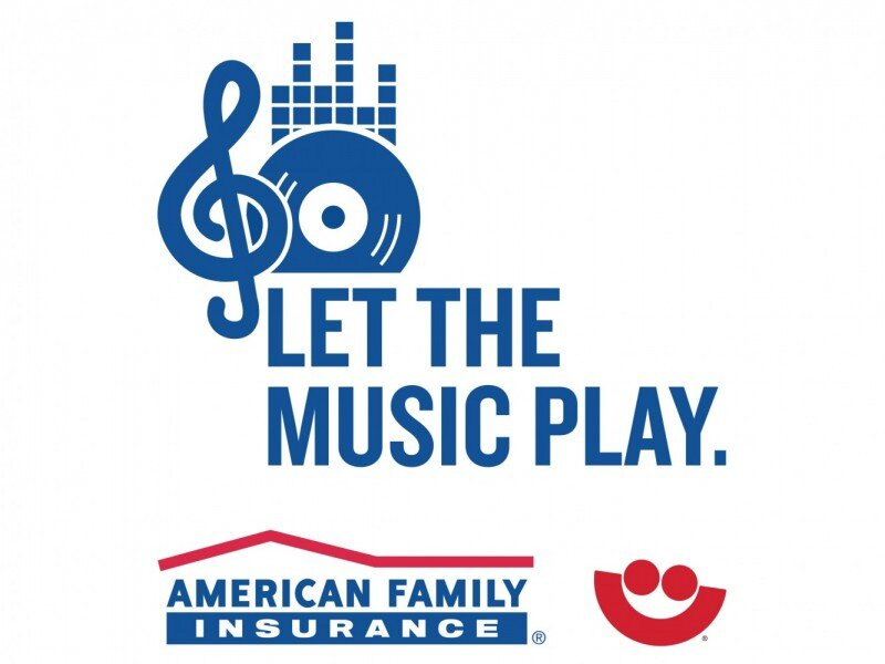 - Girls Rock MKE was a proud recipient of the Let the Music Play grant in 2019! Thank you to Milwaukee World Festival, Inc. and American Family Insurance for the support.