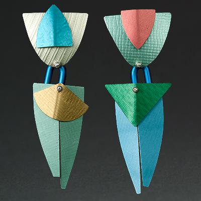 B - Chablis, Aqua, Turq, Gold, Green
