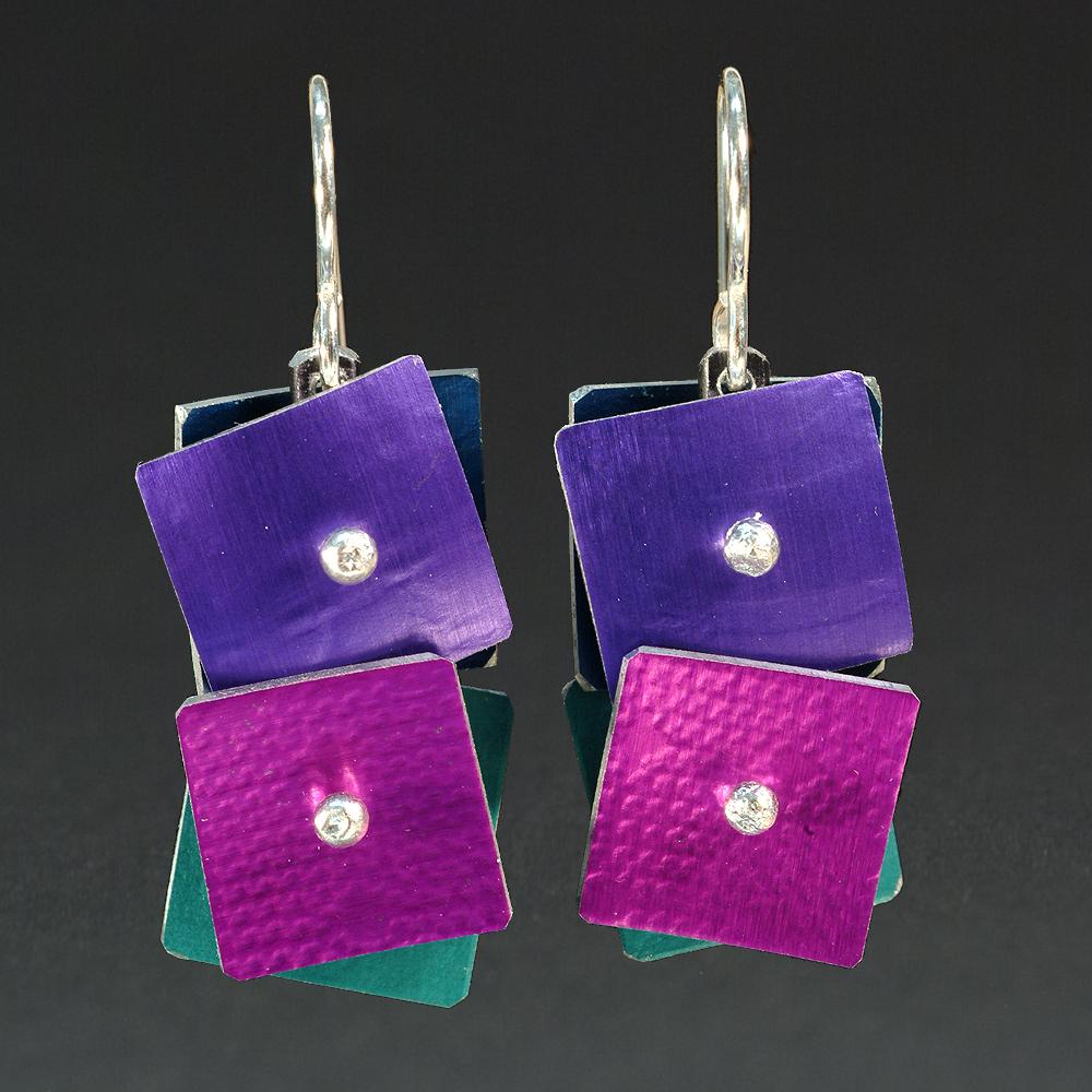 D - Purple, Berry