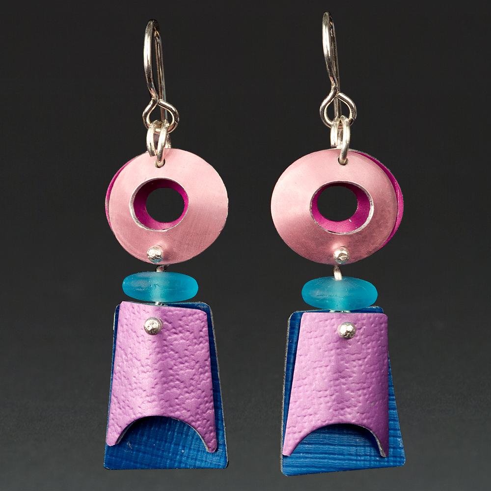 C- Pink, Royal, Fuchsia