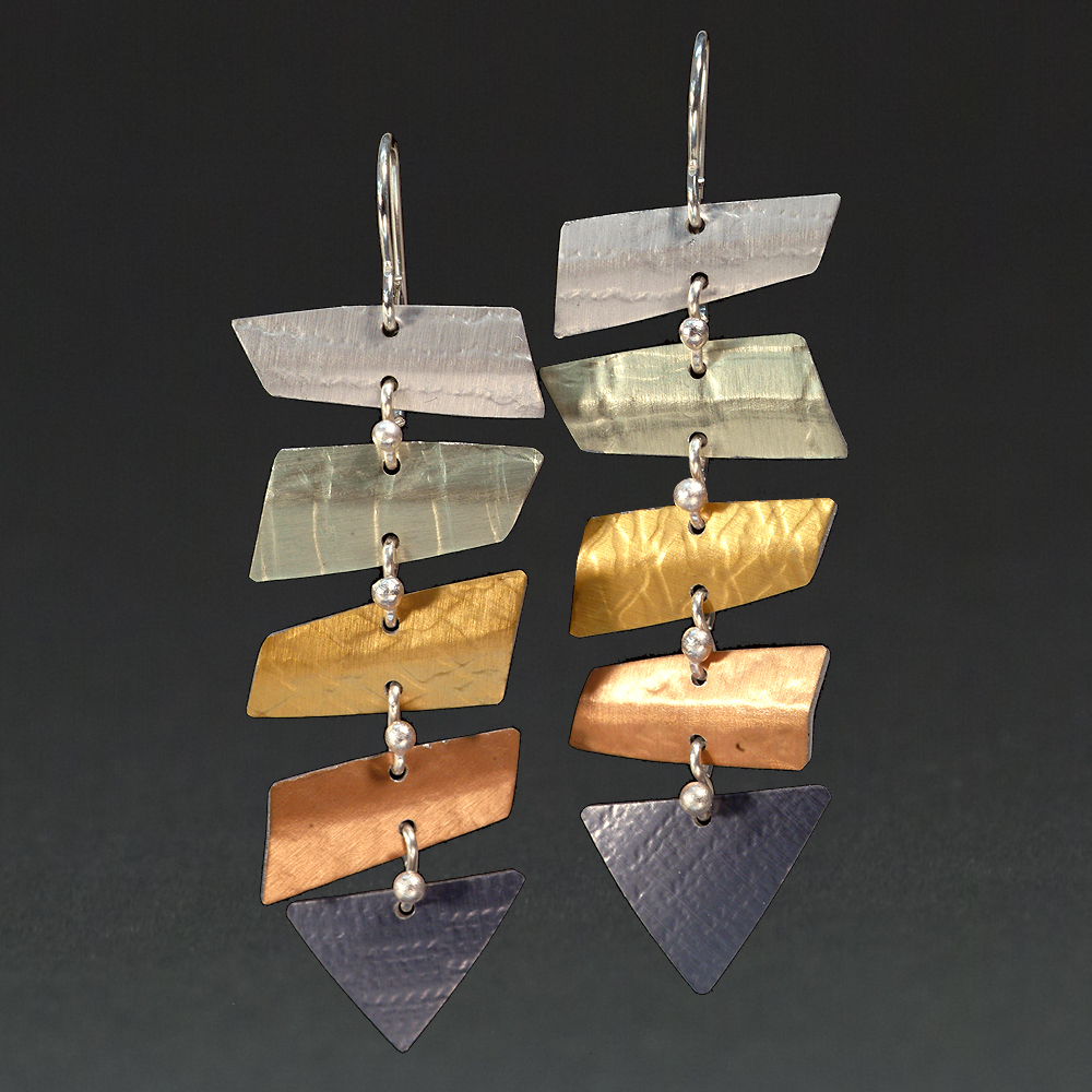 E - Silver, Chablis, Gold, Orange, Grey