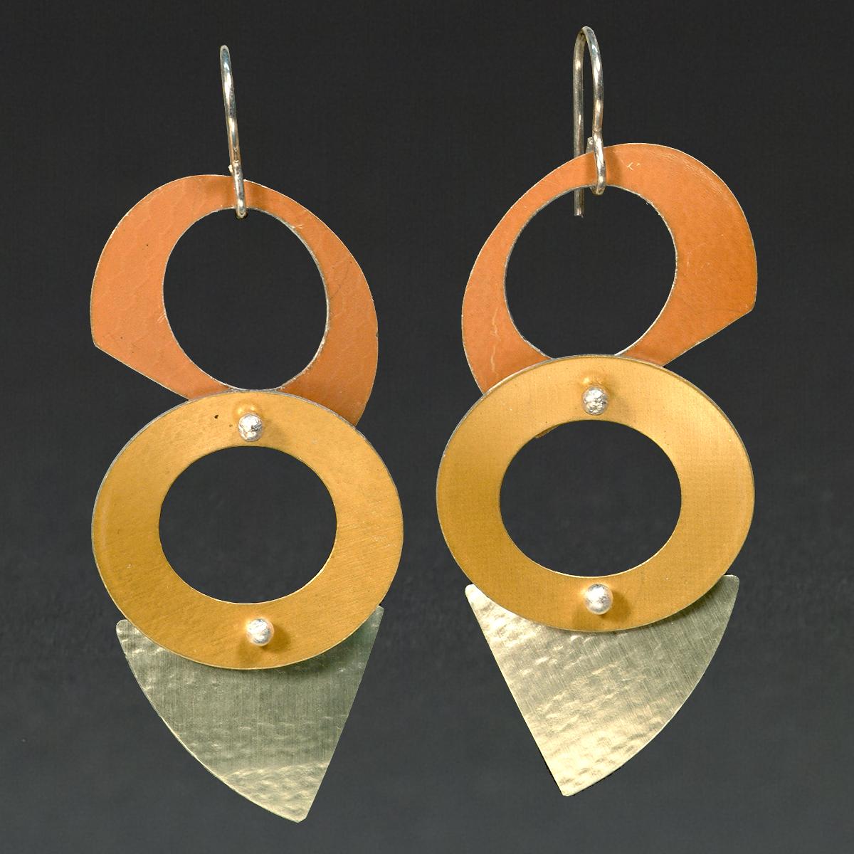 C- Orange, Gold, Chablis