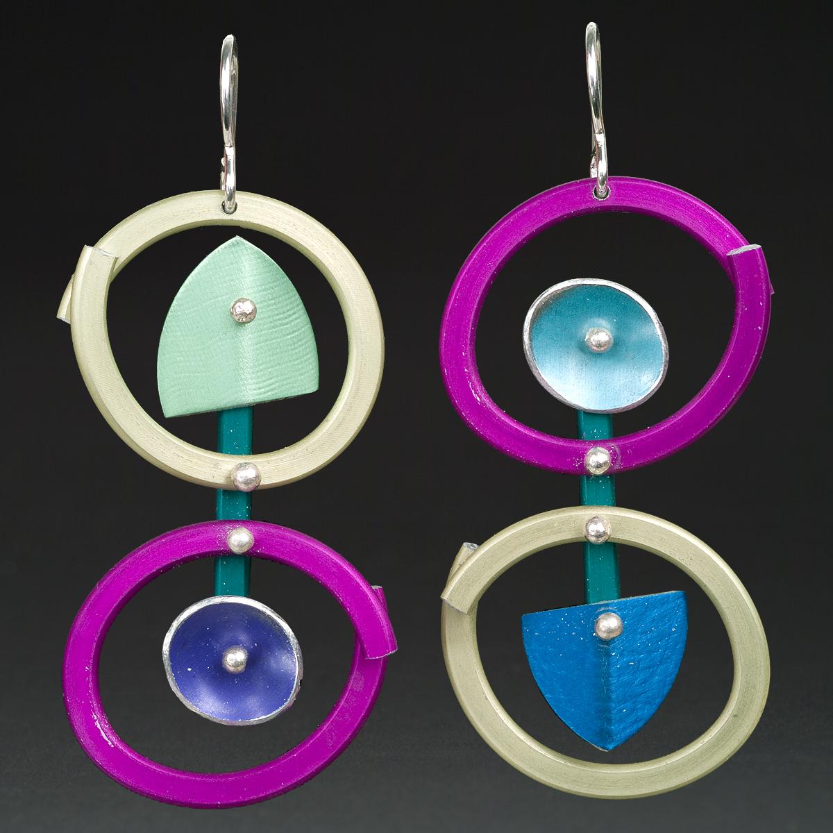 C- Chablis, Violet, Purple, Royal