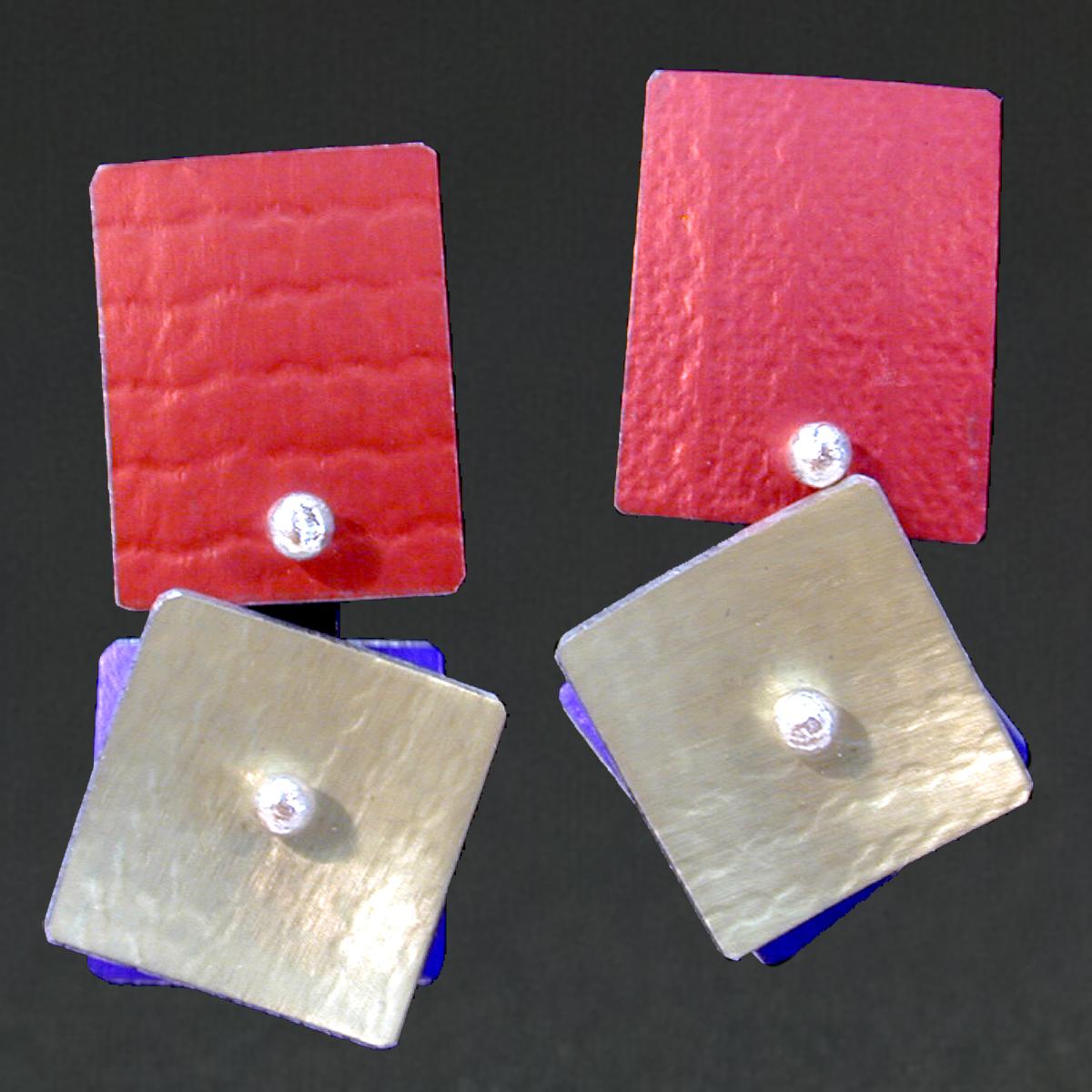 D - Red, Purple, Chablis