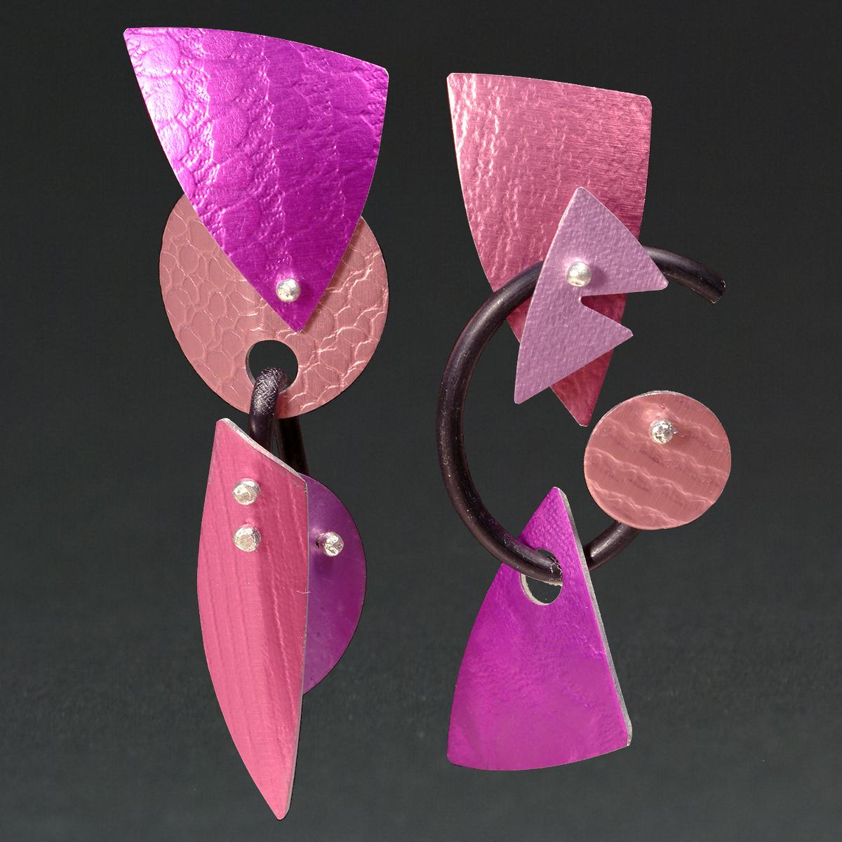 D - Violet, Berry, Fuchsia, Pink