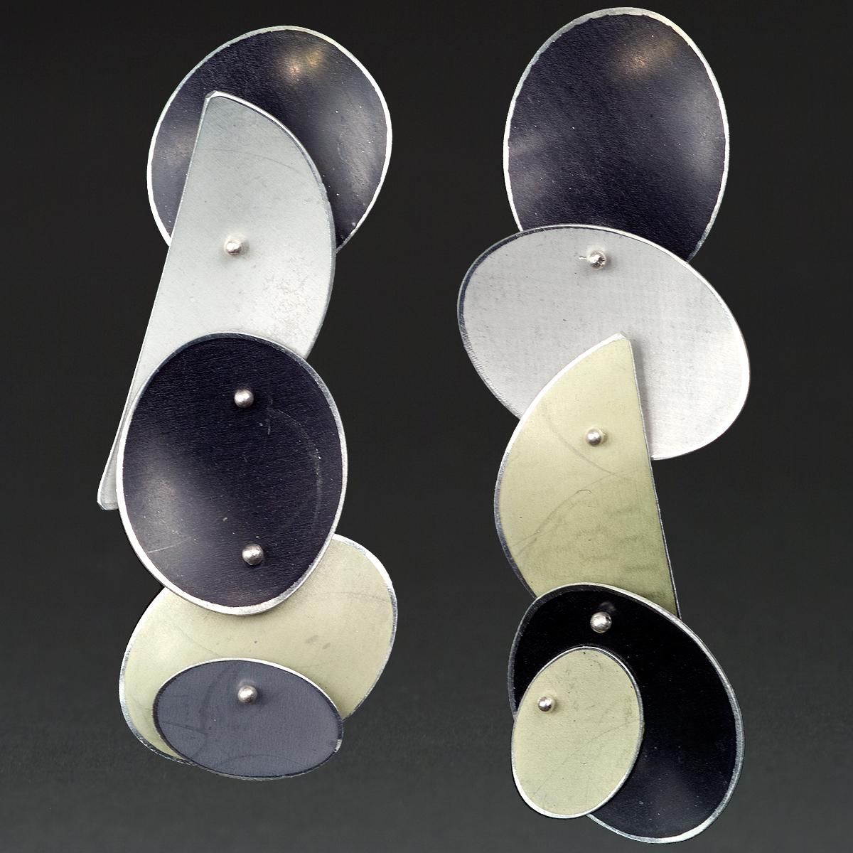 B - Black, Silver, Chablis, Grey