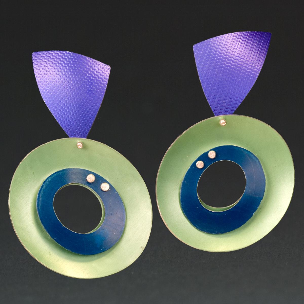 C- Purple, Lime Royal