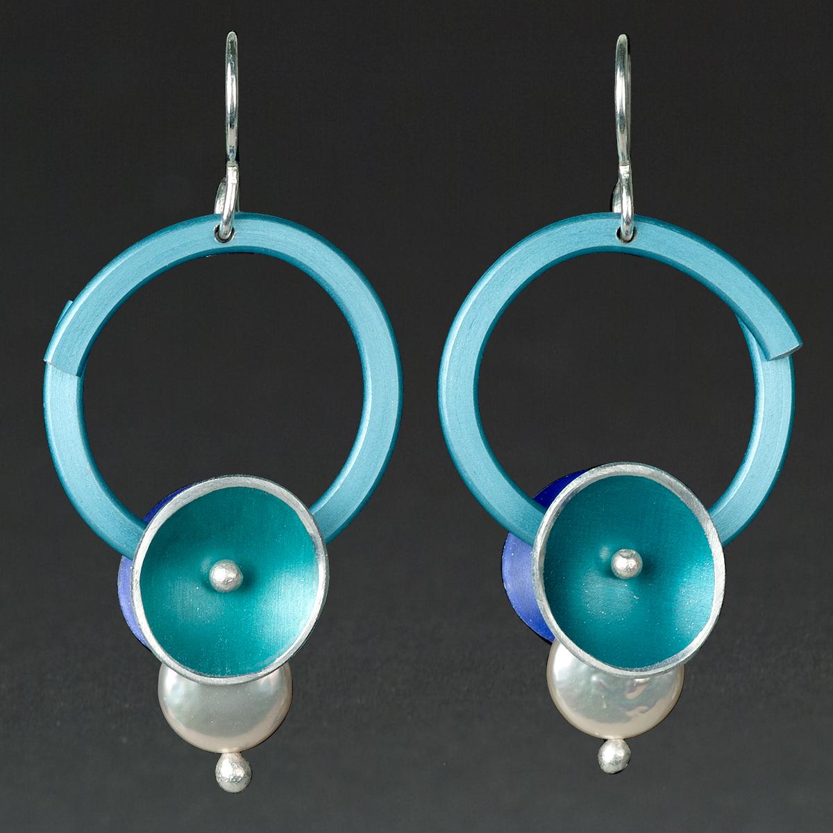 E - Aqua, Turquoise
