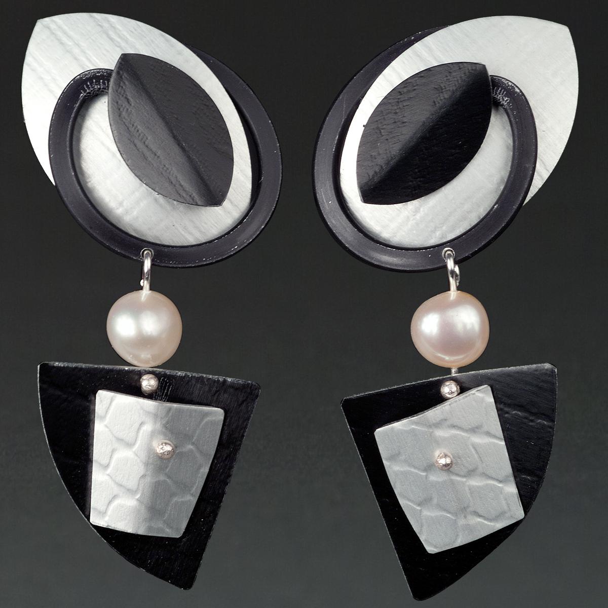 A - Silver, Black