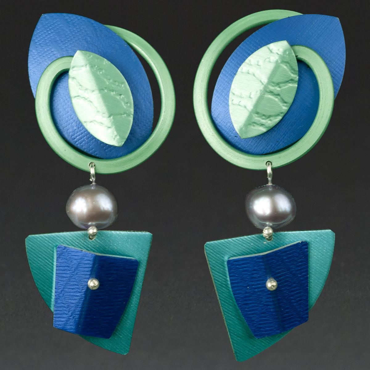 Royal, Lime, Turquoise