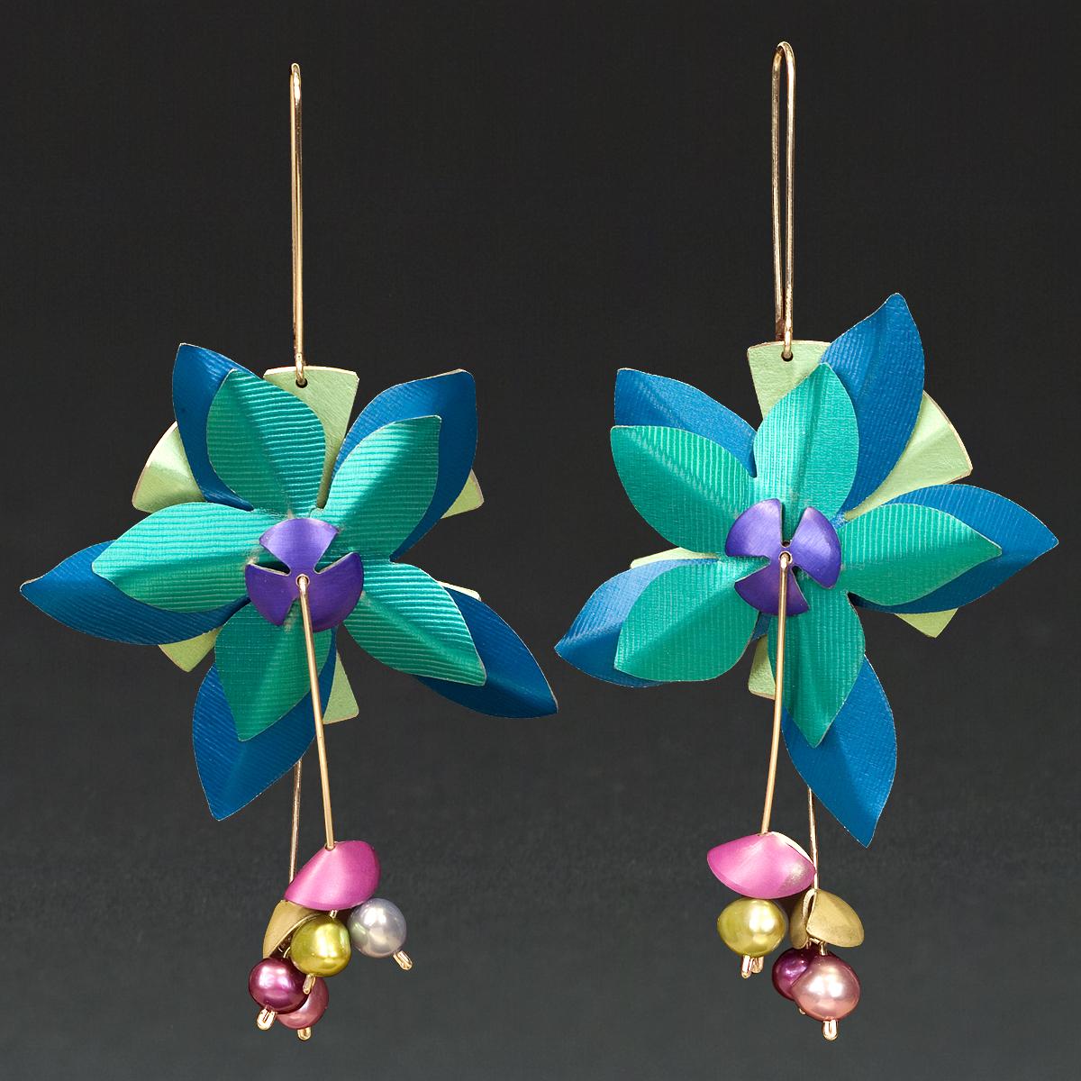 C- Chablis, Royal, Turquoise