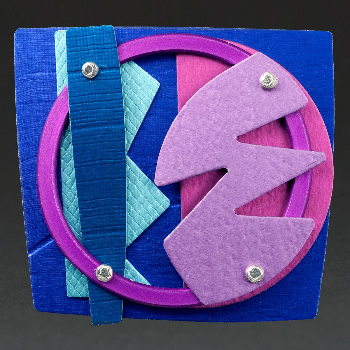 B - Purple, Turquoise, Pinks