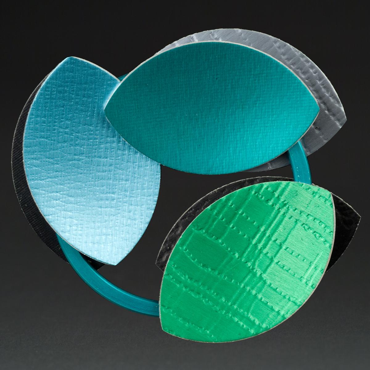 C - Aqua, Turquoise, Green