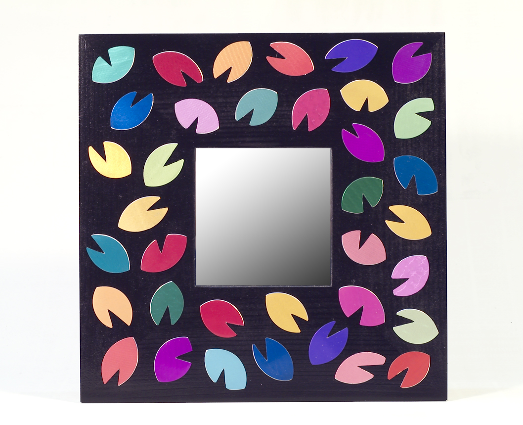 Leaf Form Mirror