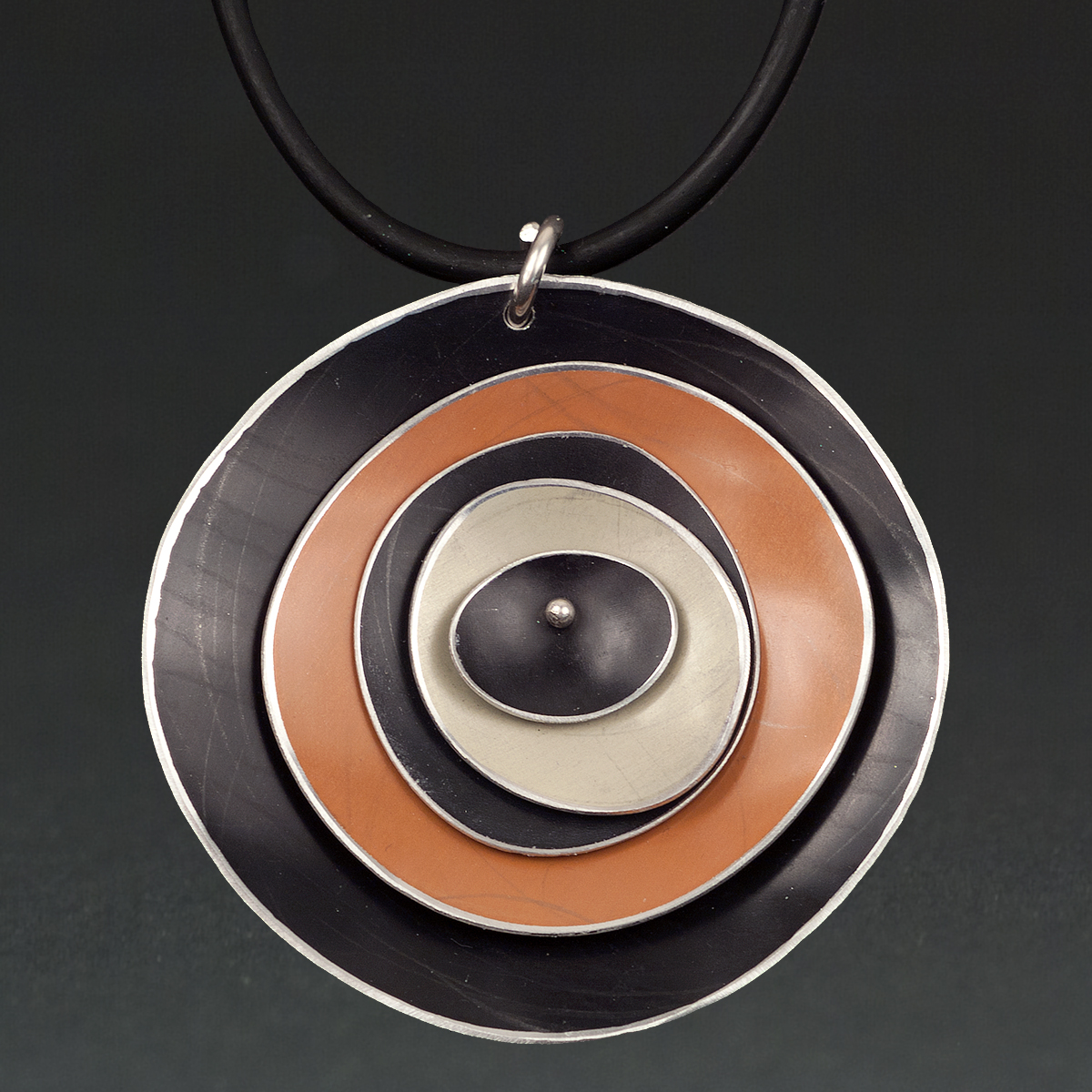 Large Concentric Necklace