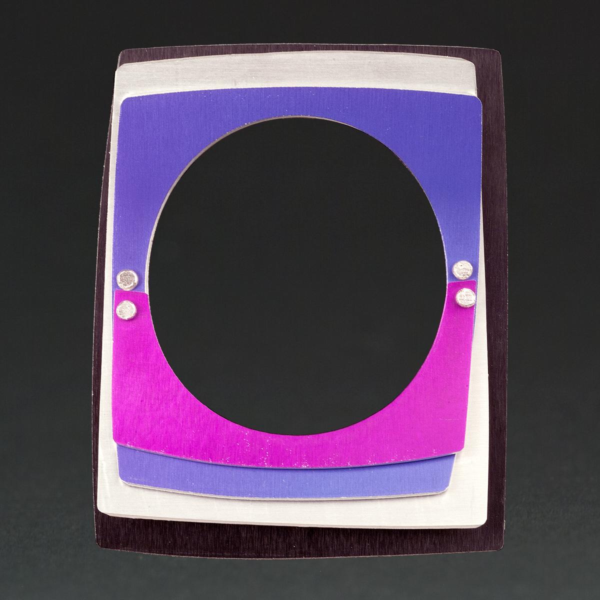 B - Black, Silver, Purple, Violet