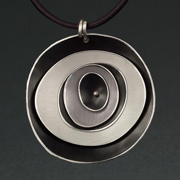 E - Black, Silver, Grey