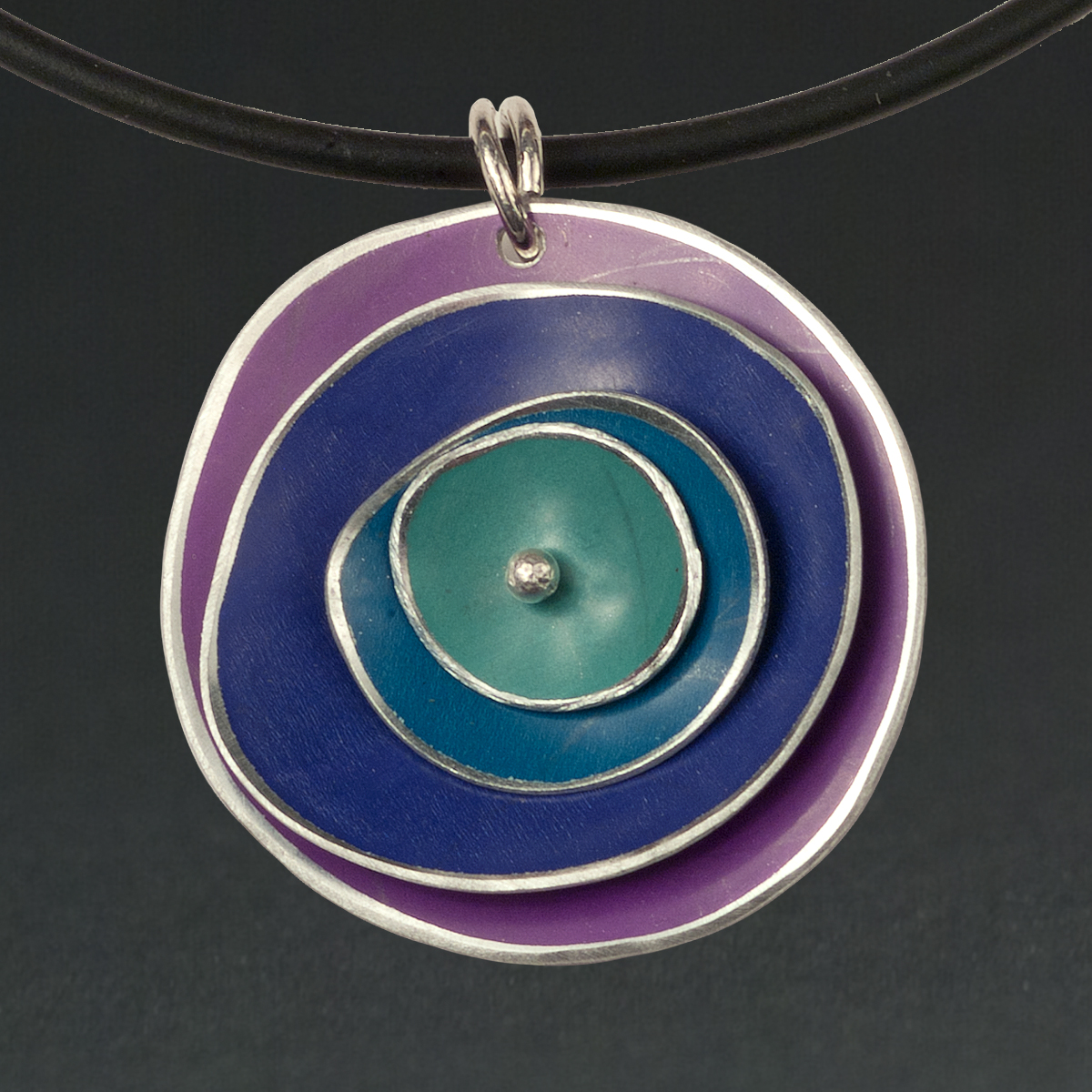 Small Concentric Pendant