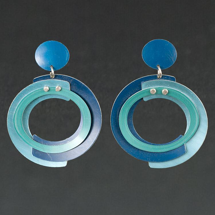 C - Royal, Aqua, Turquoise