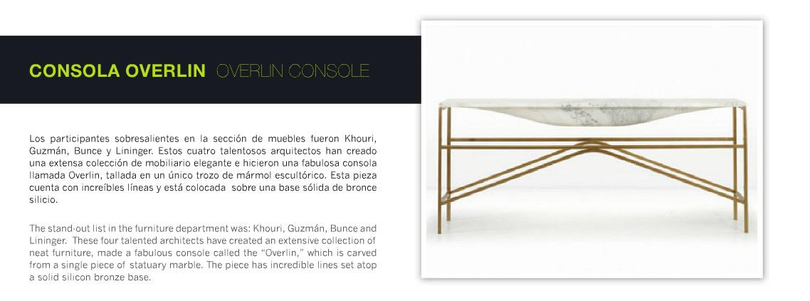 Overlin Console
