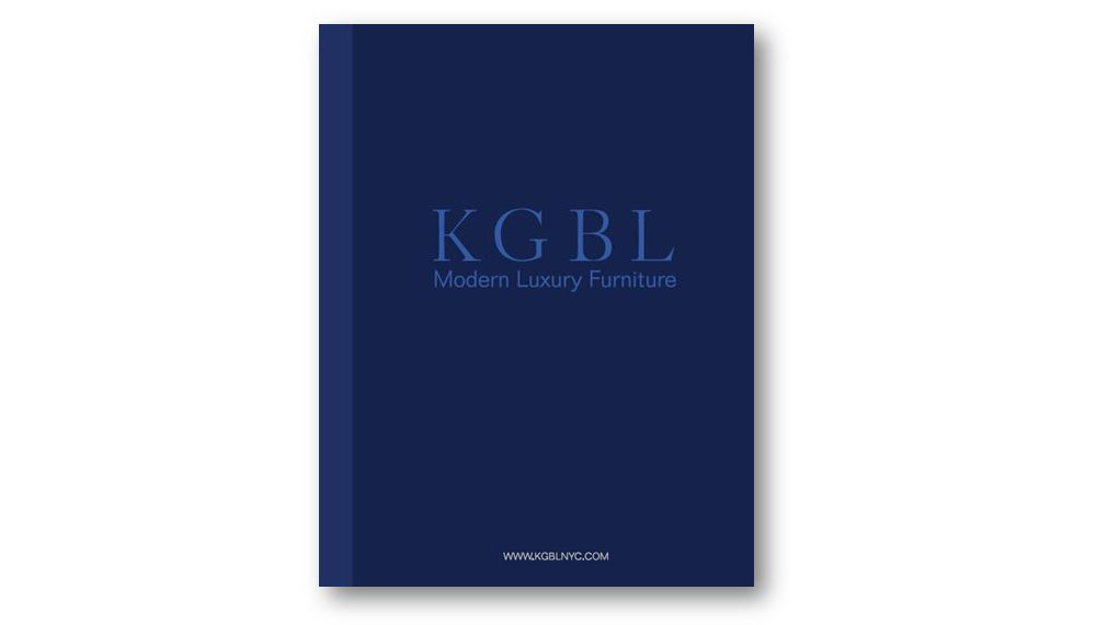 NOW AVAILABLE - Our first ever KGBL Furniture Book is now available for purchase. The 300 page, soft cover