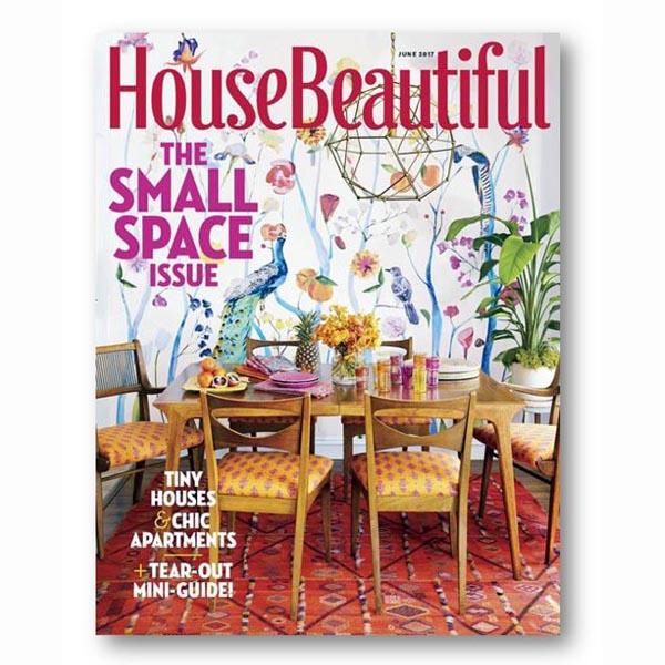 House Beautiful, June 2017