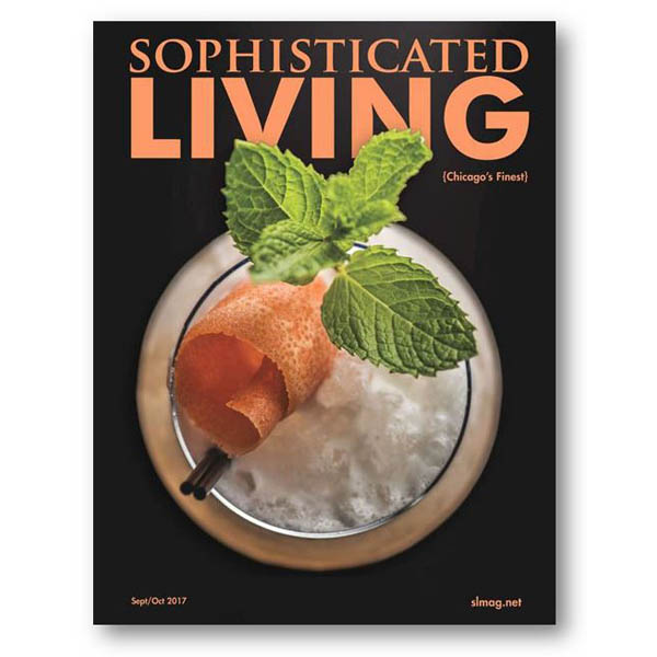 Sophisticated Living, Sep-Oct 2017