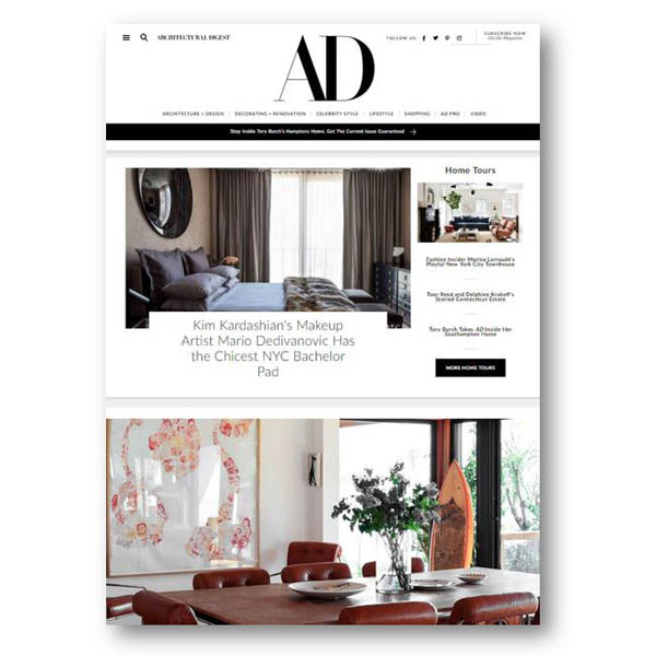 Architectural Digest, Sep 2017