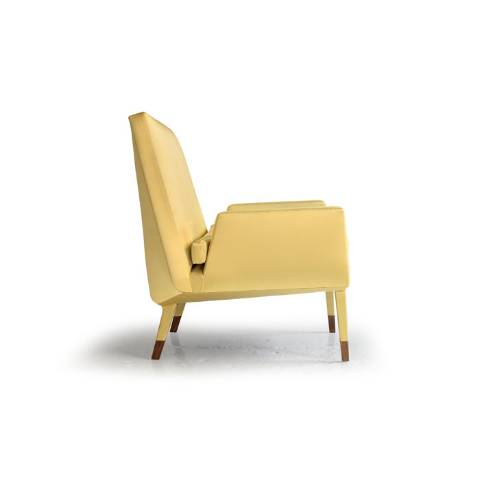 Angott Club Chair