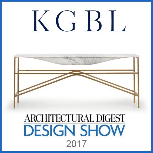 Architectural Digest Design Show 2017