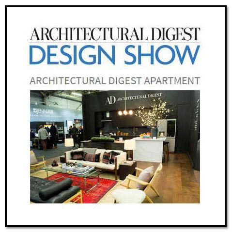 Architectural Digest Apartment 2017