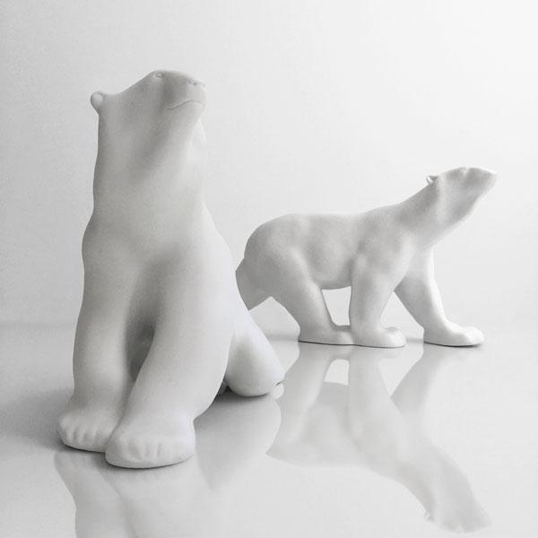 Polar Bear Figures