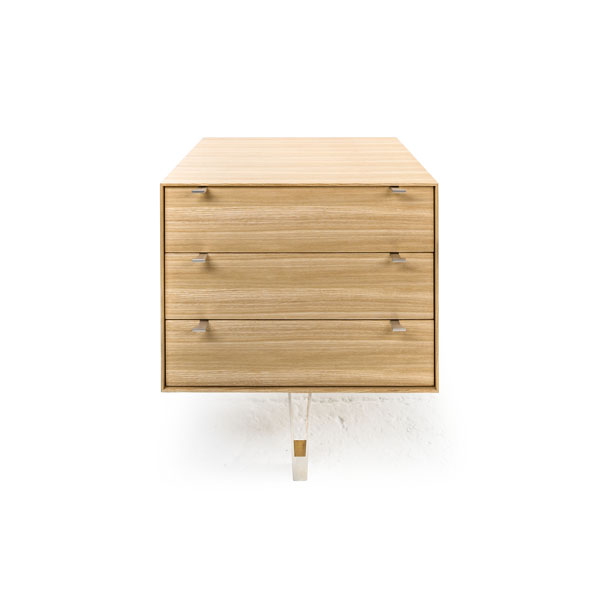Saxton Cabinet / End Table