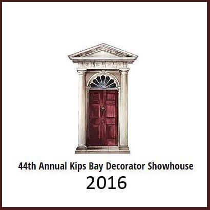 Kips Bay Decorator Show House 2016