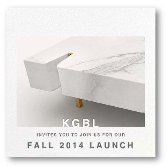 Fall Launch 2014