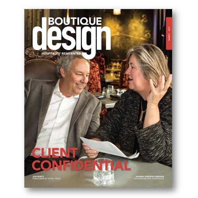 Boutique Design, Mar 2017