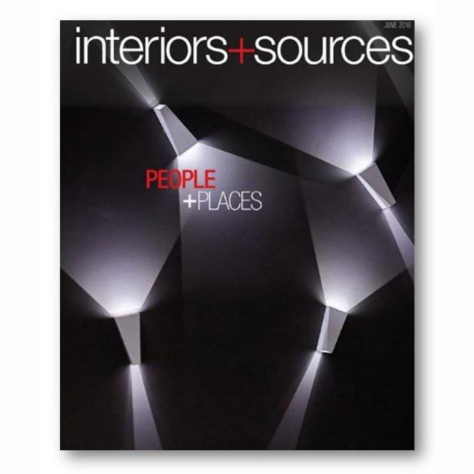 Interiors+Sources, June 2016