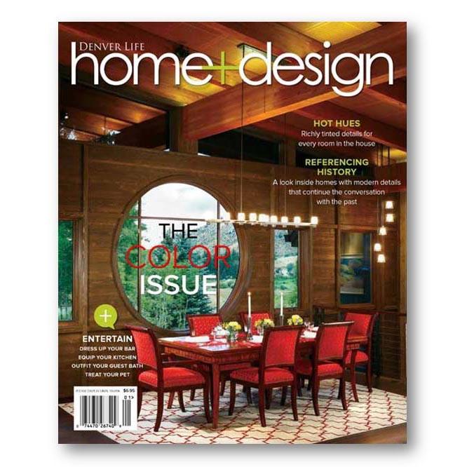 Denver Life Home + Design, Winter 2016