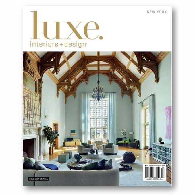 Luxe. Interiors + Design, Jan-Feb 2016