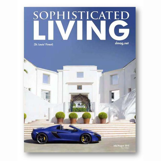Sophisticated Living, Jul-Aug 2015