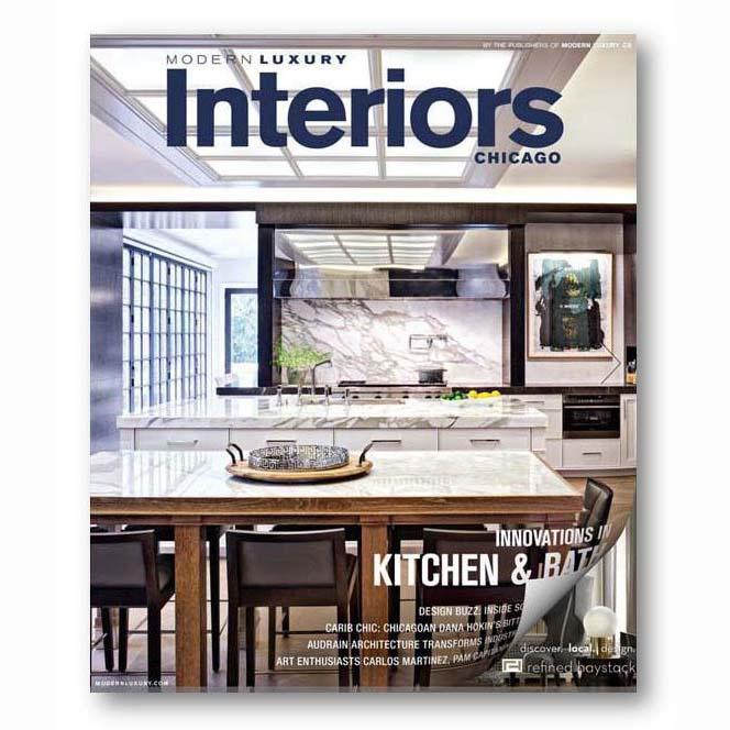 Modern Luxury Interiors, Fall 2014