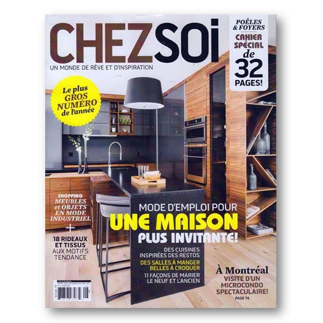 Chez Soi, Oct 2014