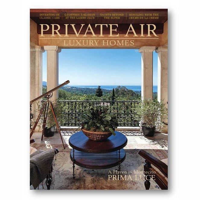 Private Air Luxury Homes, Aug 2014